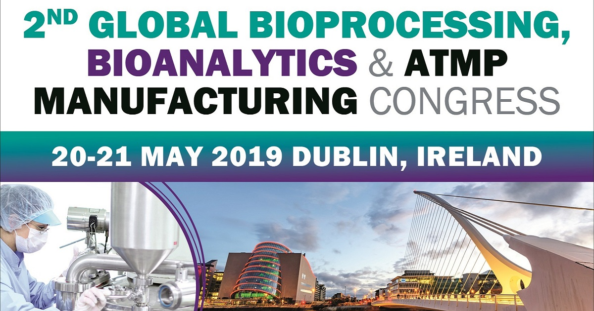 2nd Global Bioprocessing, Bioanalytics and ATMP Manufacturing Congress