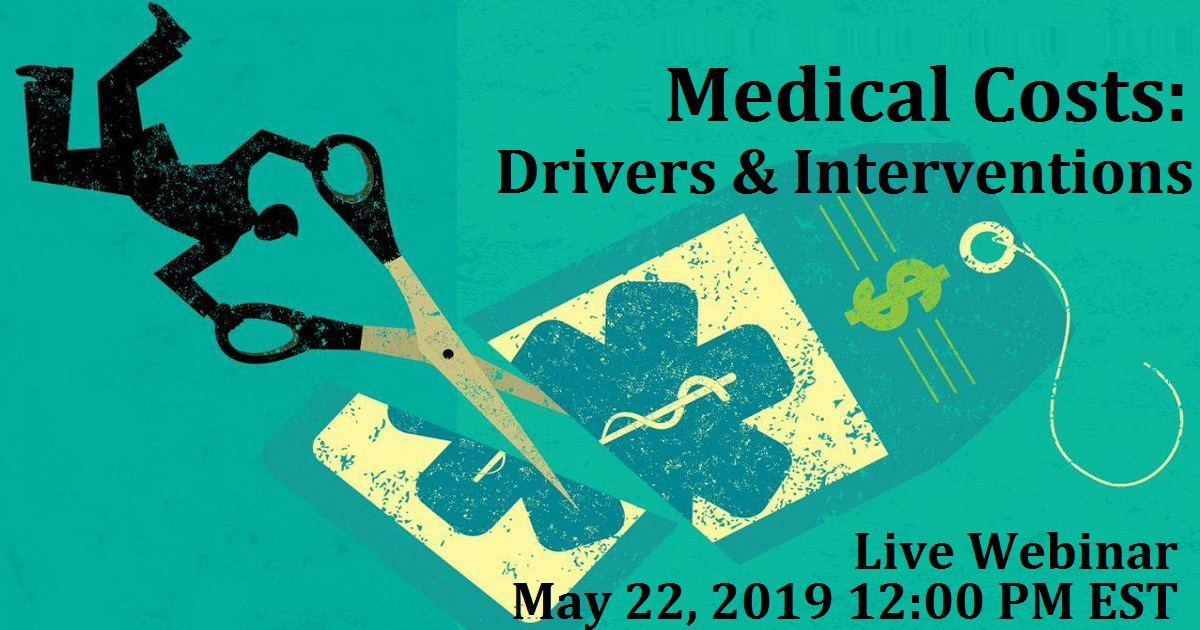 Medical Costs: Drivers & Interventions