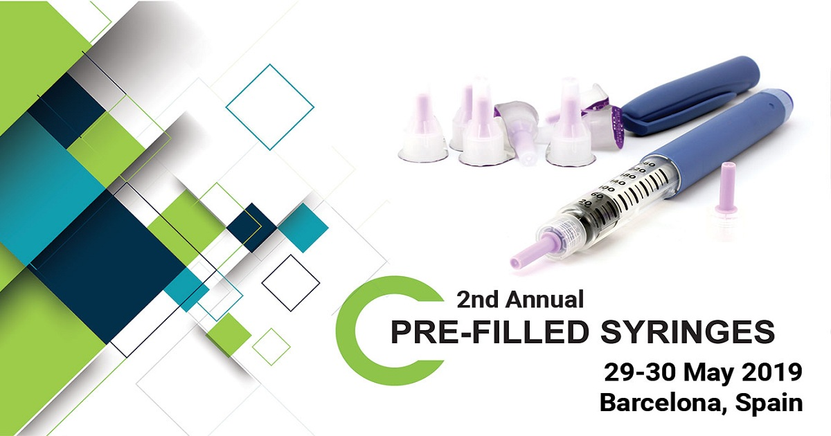 2ND ANNUAL PRE-FILLED SYRINGES SUMMIT 2019