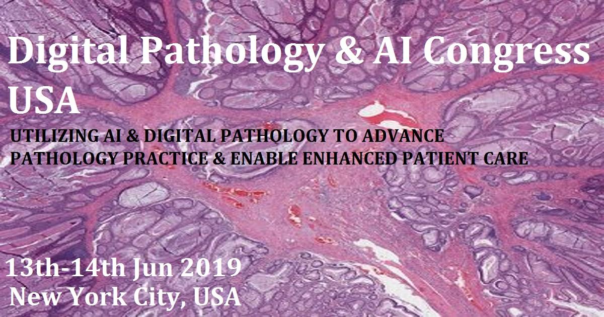 Digital Pathology & AI Congress: USA