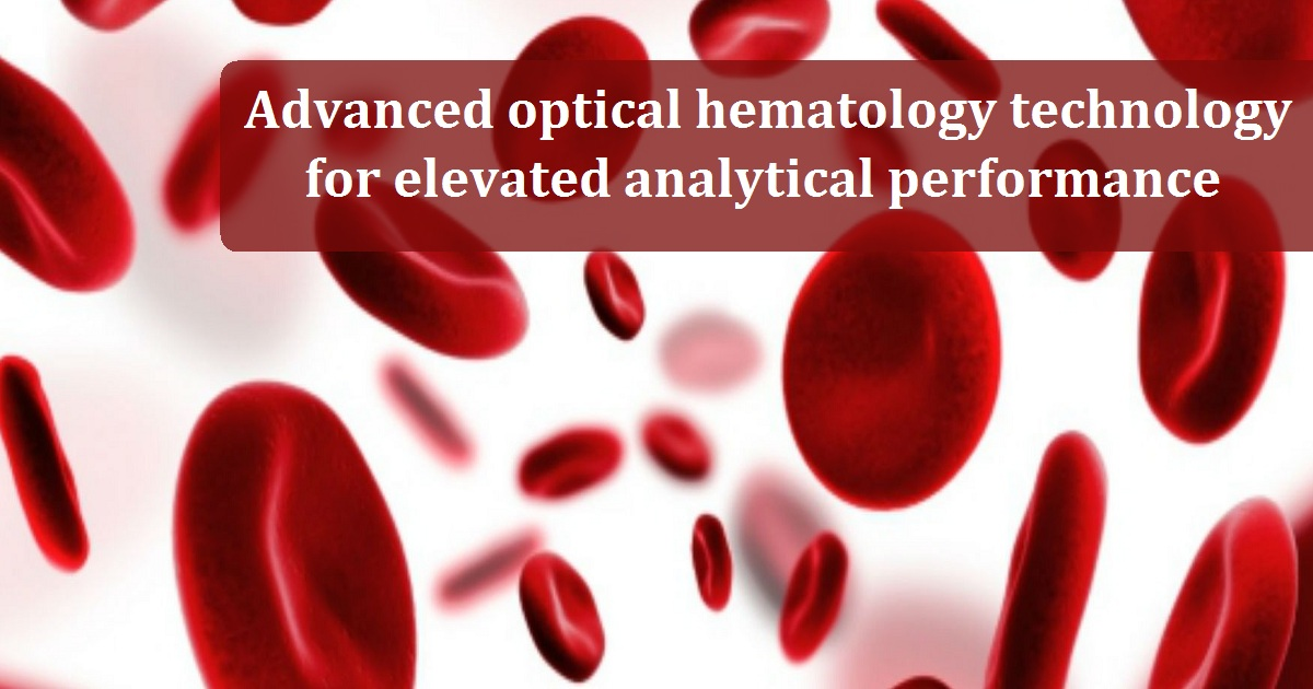 Advanced optical hematology technology for elevated analytical performance