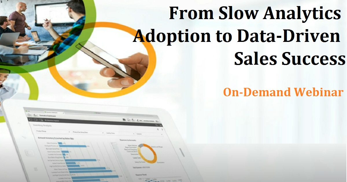 From Slow Analytics Adoption to Data-Driven Sales Success