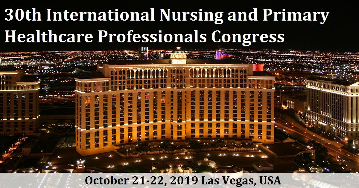 30th International Nursing and Primary Healthcare Professionals Congress