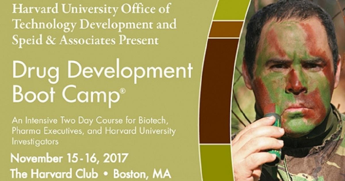 Drug Development Boot Camp 2019