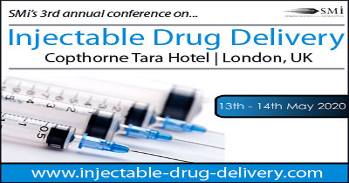 Injectable Drug Delivery conference 2020