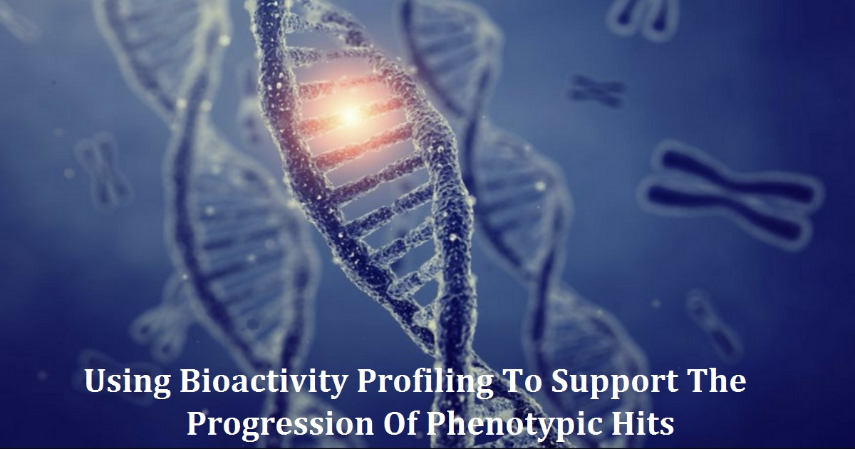 Using bioactivity profiling to support the progression of phenotypic hits