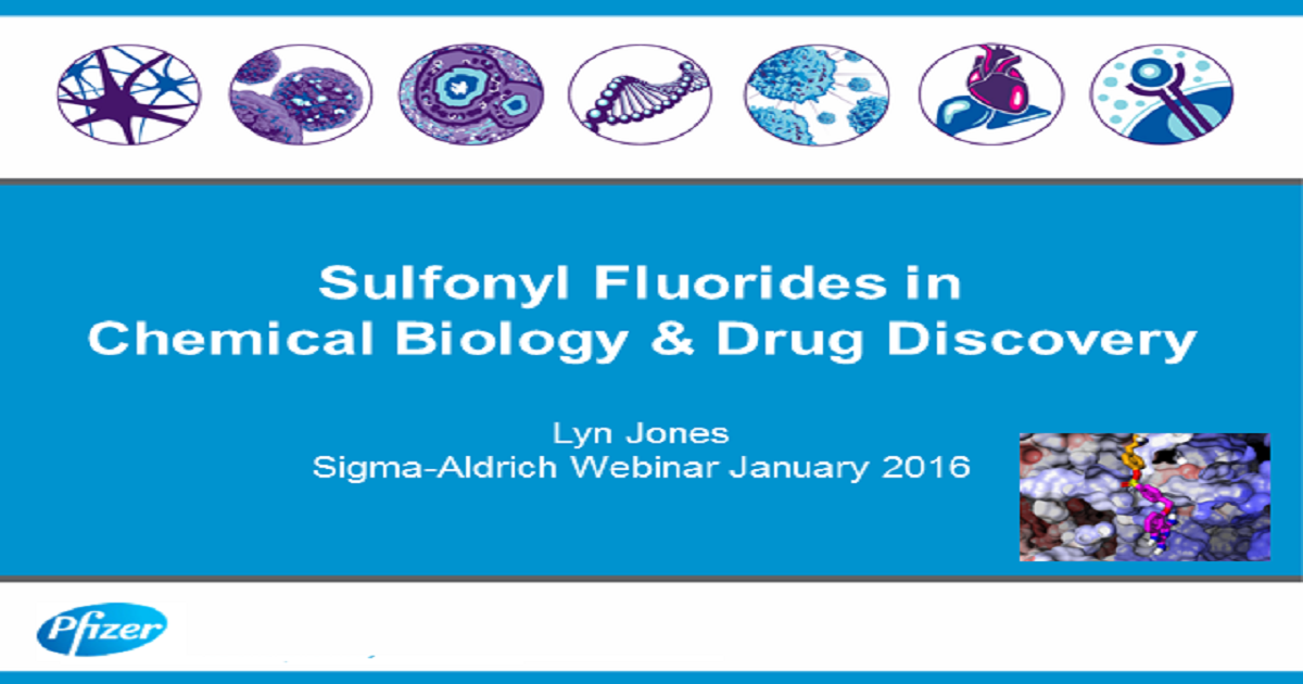 Sulfonyl Fluorides in Chemical Biology and Drug Discovery