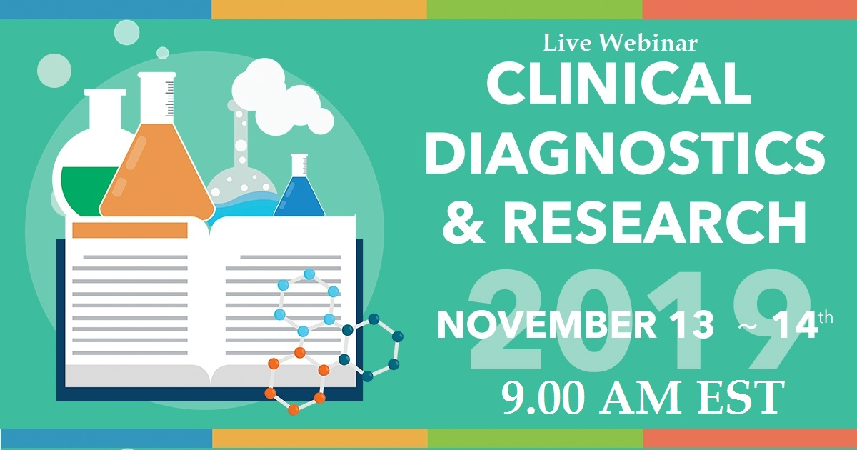 Clinical Diagnostics & Research 2019