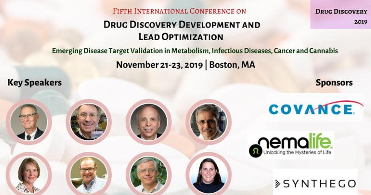 Drug Discovery, Development and Lead Optimization