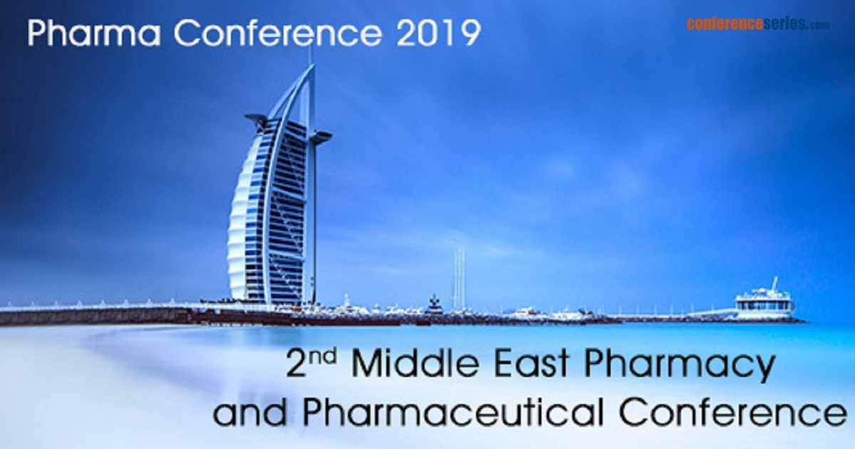 2nd Middle East Pharmacy and Pharmaceutical Conference