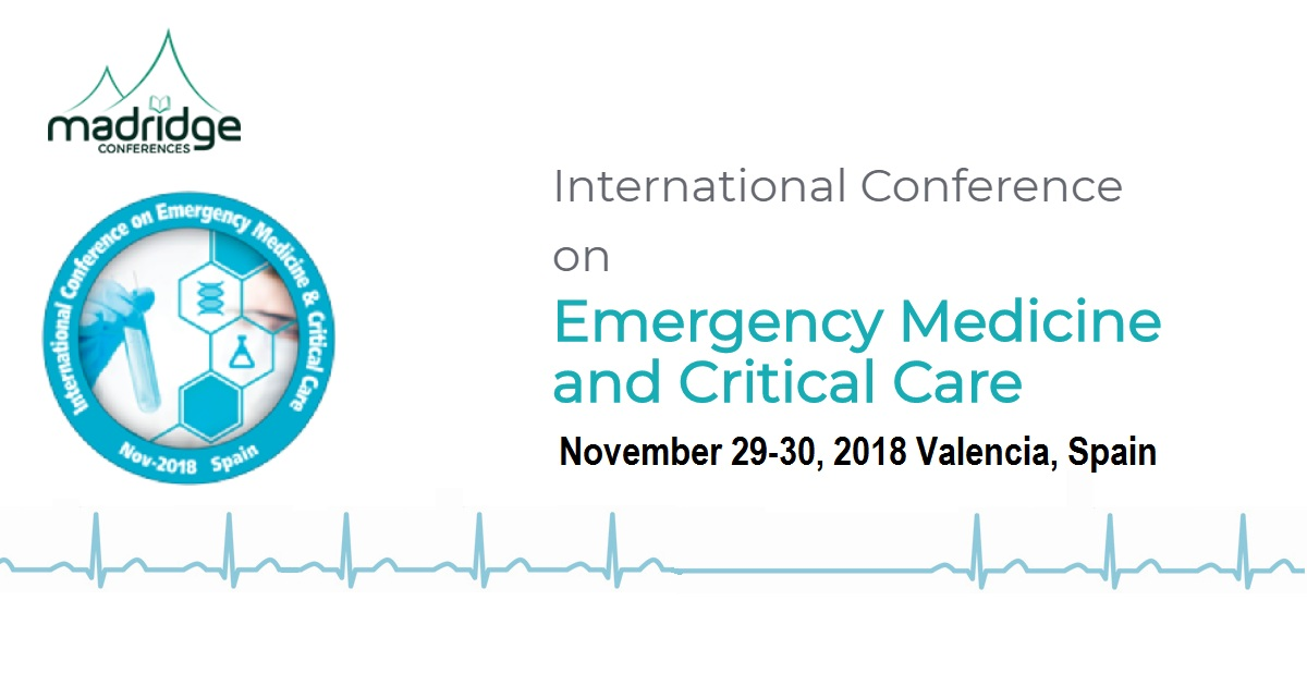 International Conference On Emergency Medicine And Critical
