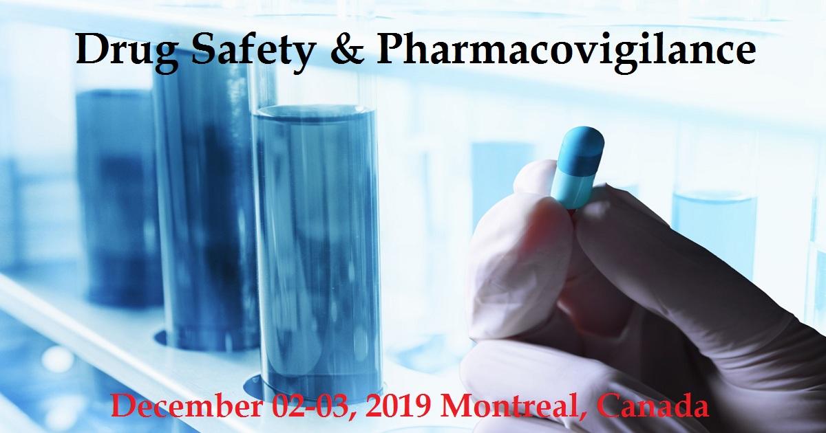 Drug Safety & Pharmacovigilance