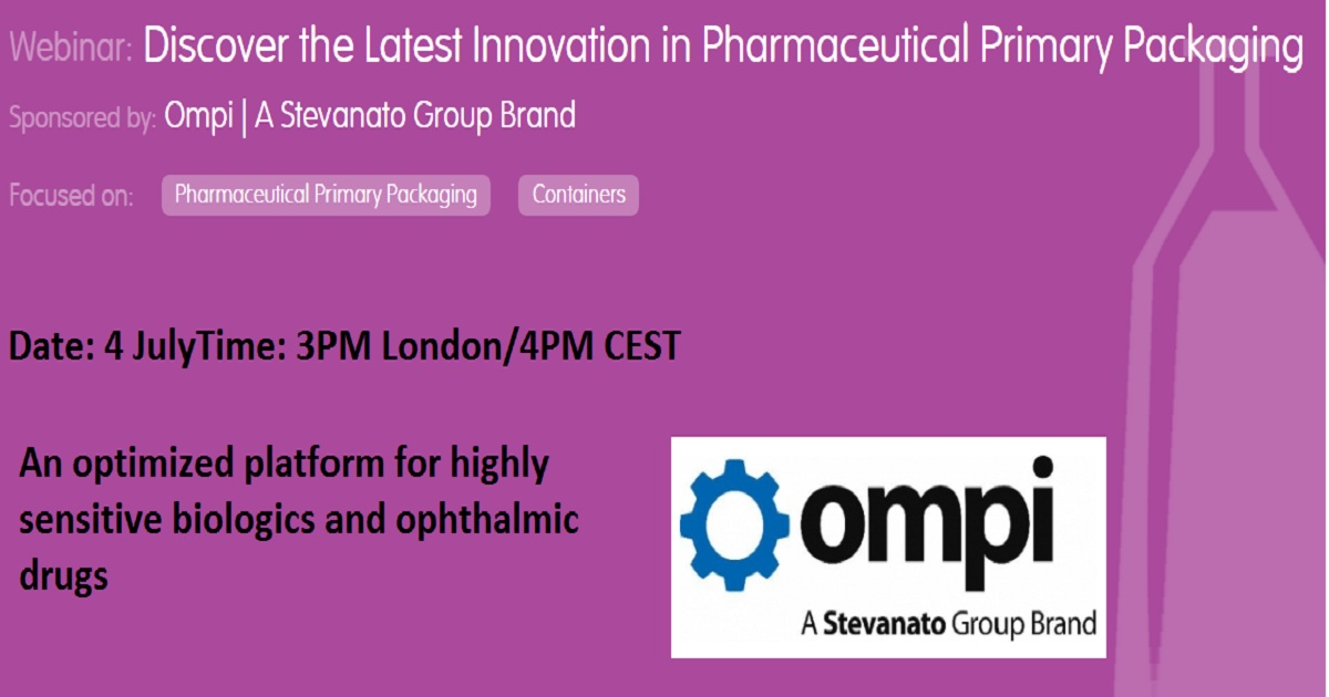 Discover the Latest Innovation in Pharmaceutical Primary Packaging