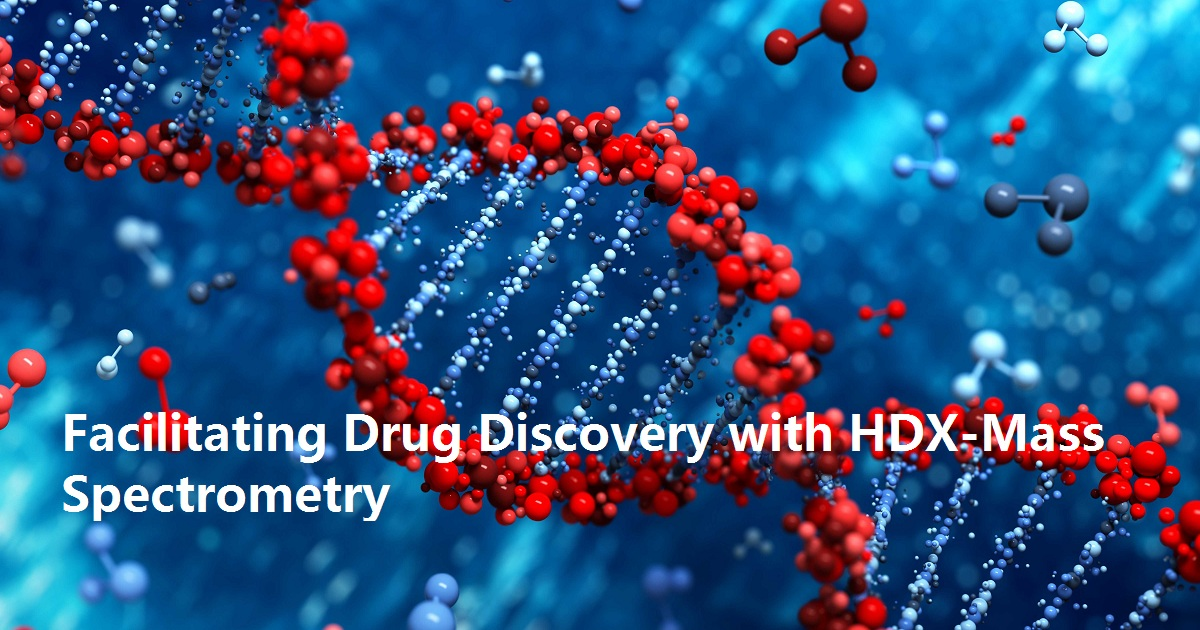 Facilitating Drug Discovery with HDX-Mass Spectrometry