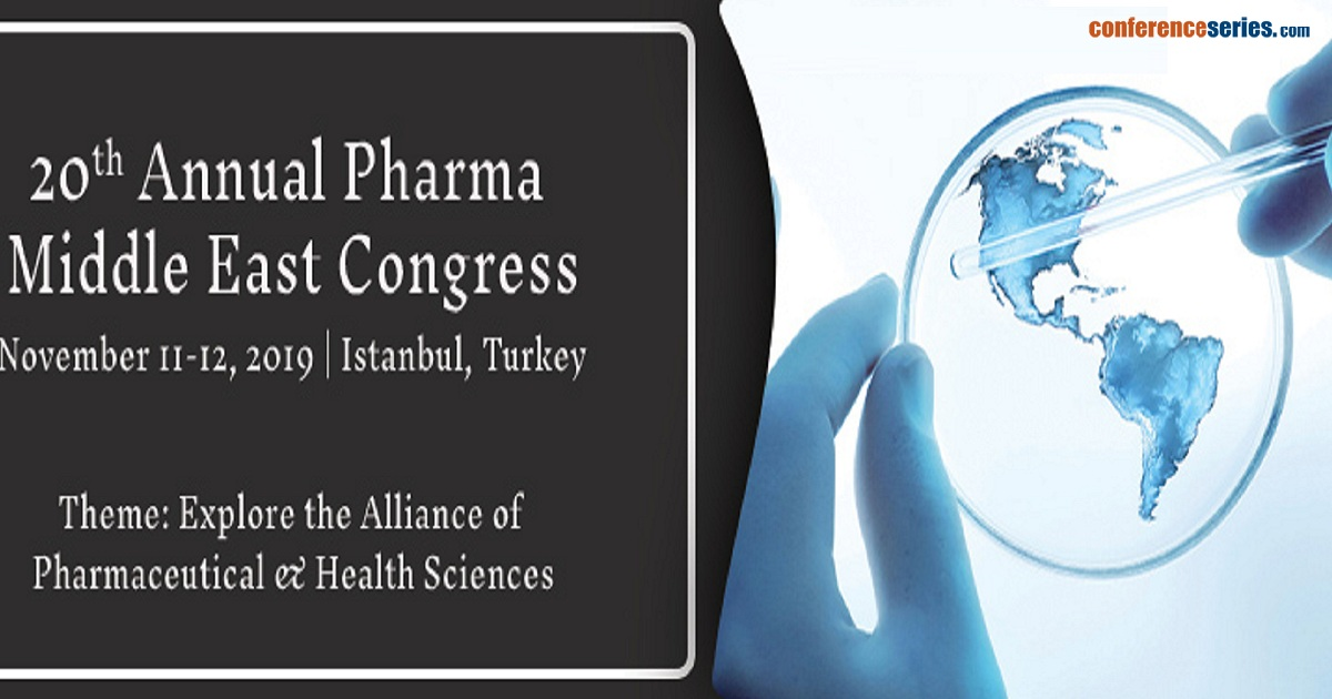 20th Annual Pharma Middle East Congress