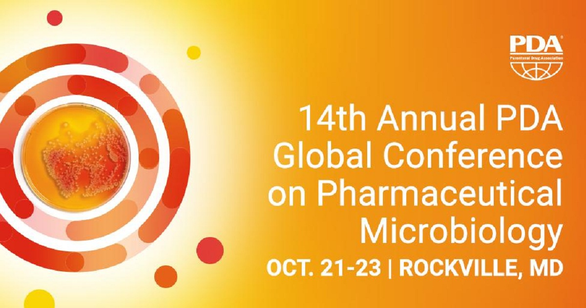 14th Annual PDA Global Conference on Pharmaceutical Microbiology