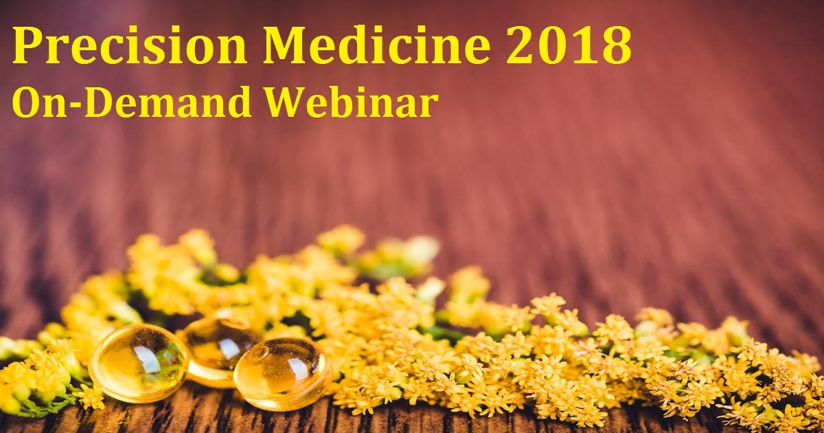 Precision Medicine 2018