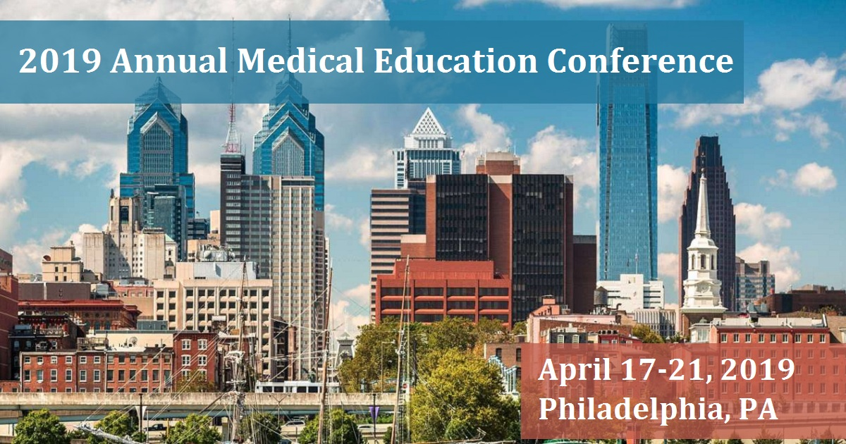 2019 Annual Medical Education Conference