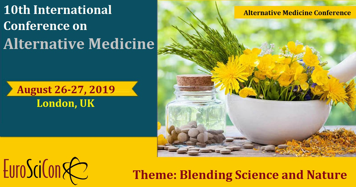 10th International Conference on Alternative Medicine