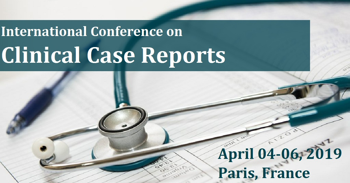 International Conference On Clinical Case Reports | April 04-06