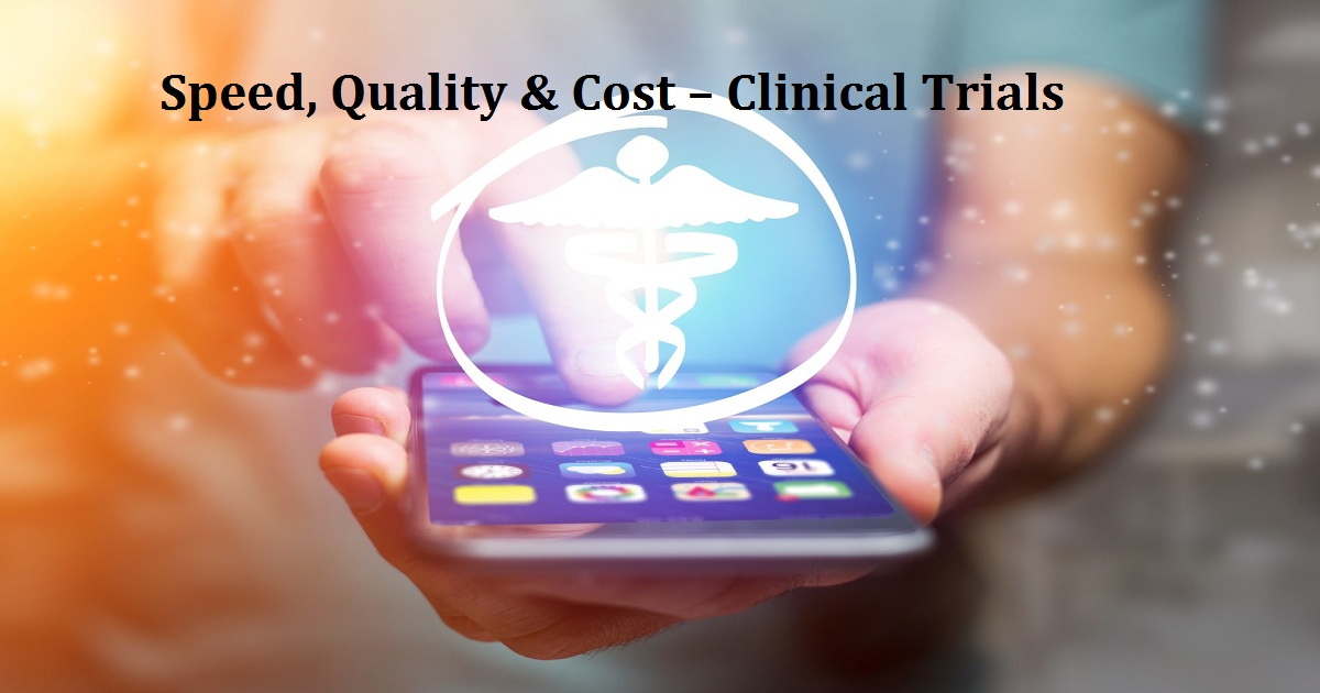 Speed, Quality & Cost – Why You Should be Conducting Your Clinical Trials in Australia