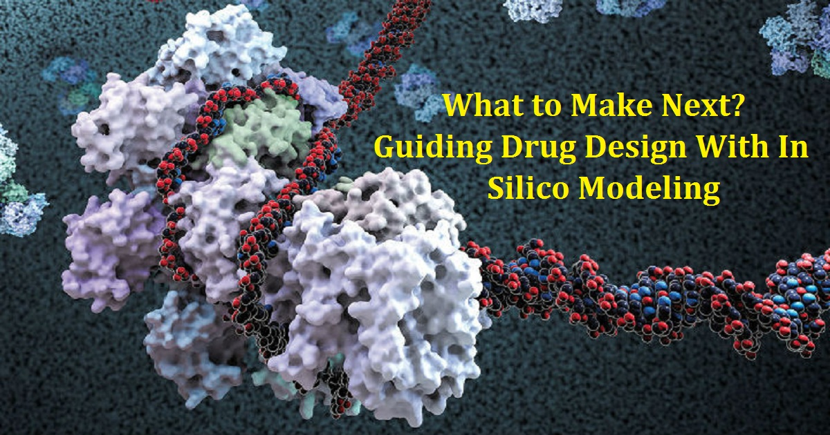 What to Make Next? Guiding Drug Design With In Silico Modeling
