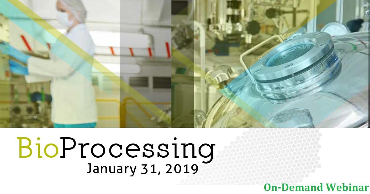 BioProcessing 2019