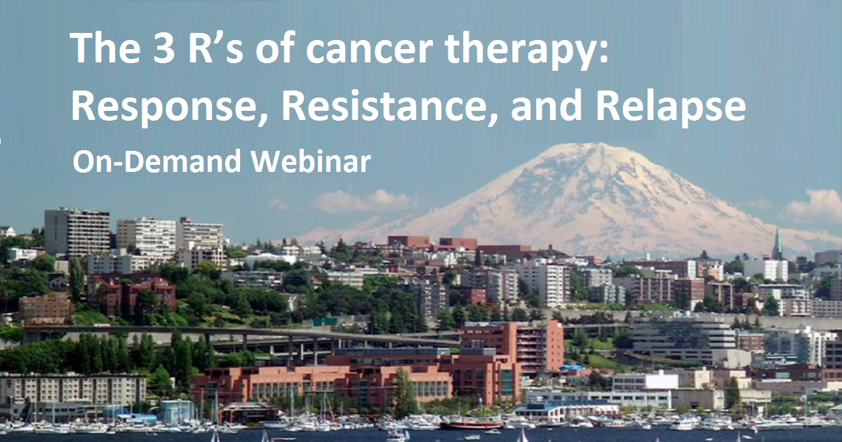 The 3 R's of cancer therapy: Response, Resistance, and Relapse