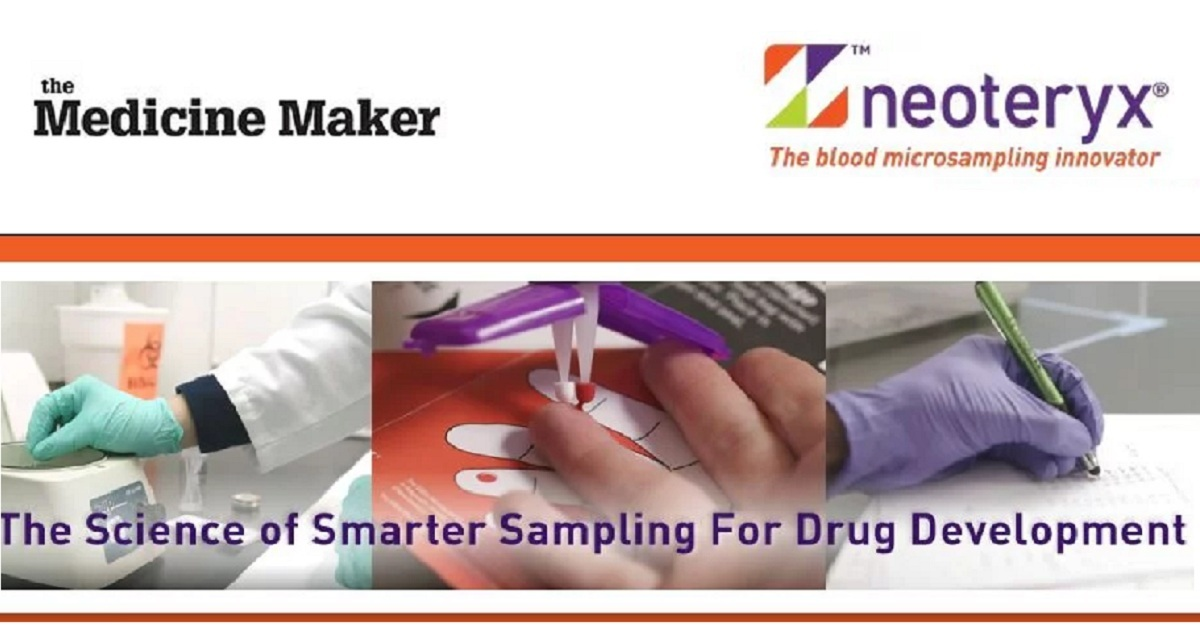 The science of smarter sampling for drug development