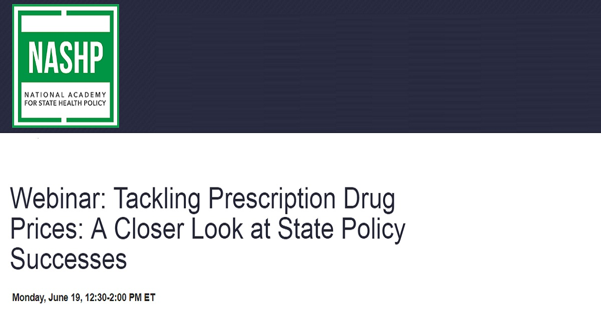 Tackling Prescription Drug Prices: A Closer Look at State Policy Successes