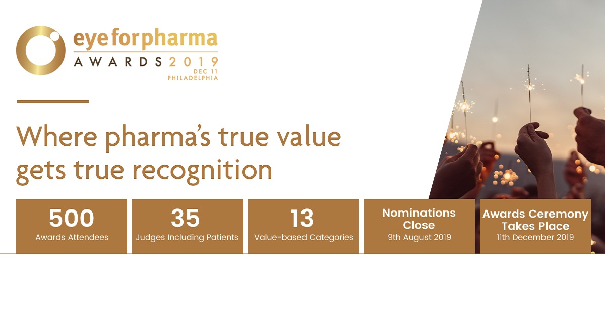 eyeforpharma Awards 2019
