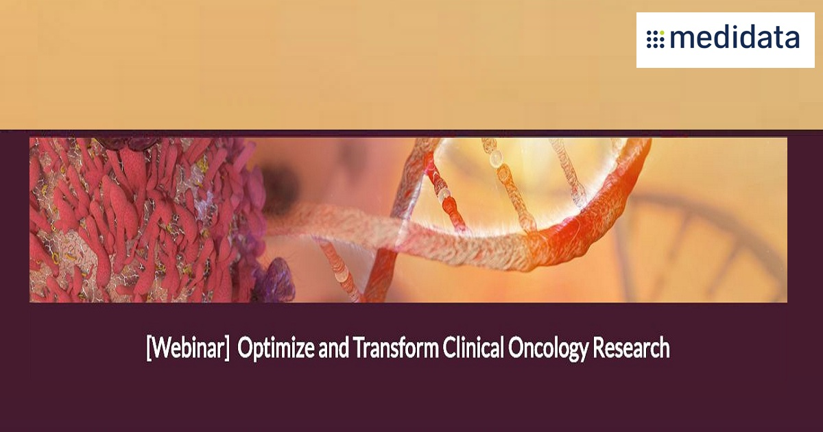 Optimize and Transform Clinical Oncology Research