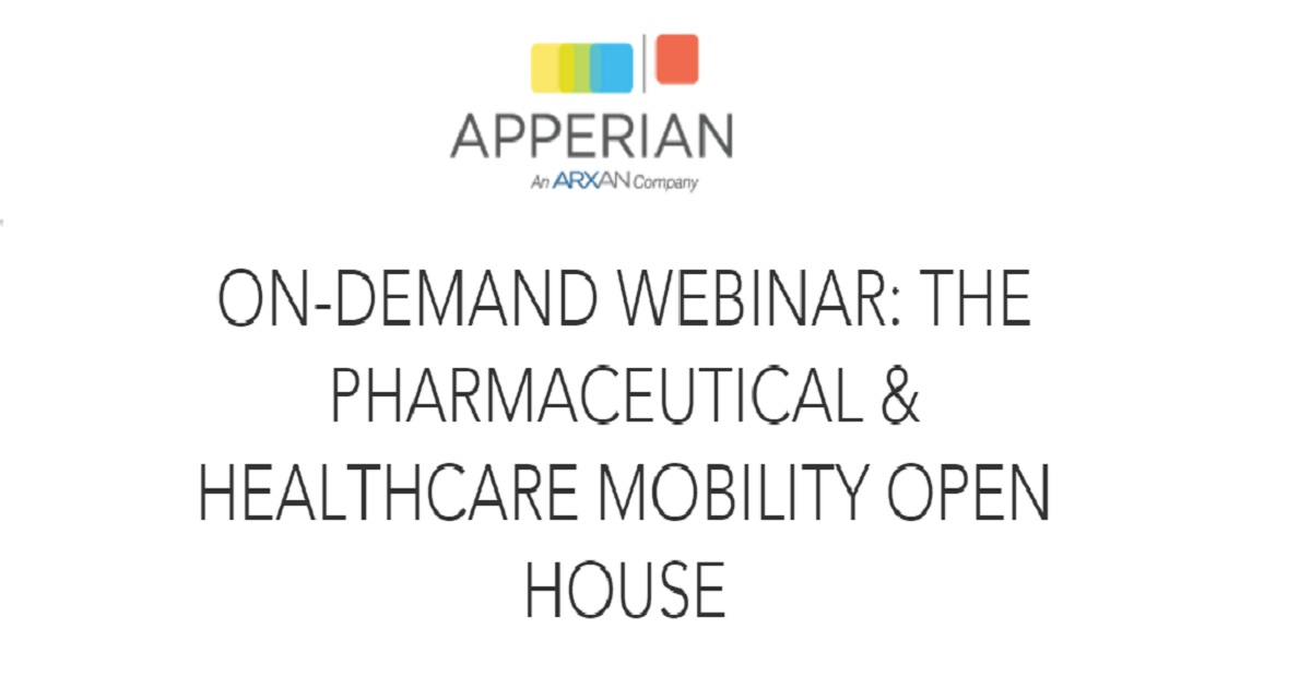 THE PHARMACEUTICAL & HEALTHCARE MOBILITY OPEN HOUSE