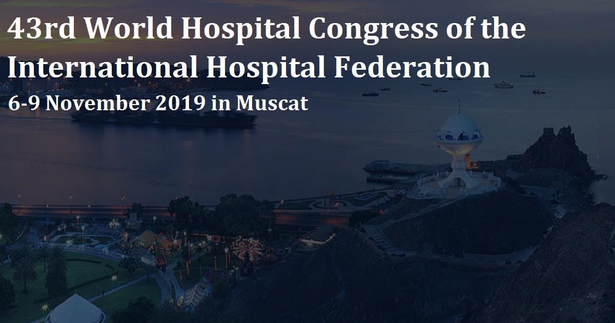 43rd World Hospital Congress of the International Hospital Federation