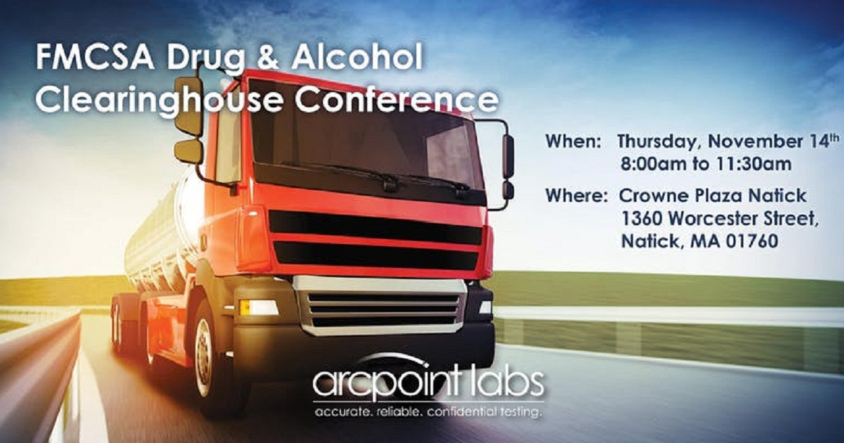 FMCSA Drug & Alcohol Clearinghouse