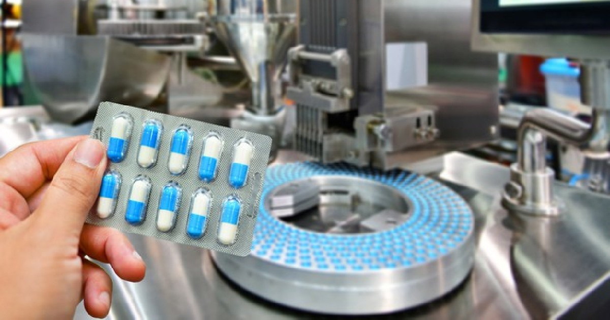 Pharma Manufacturing Automation 2021