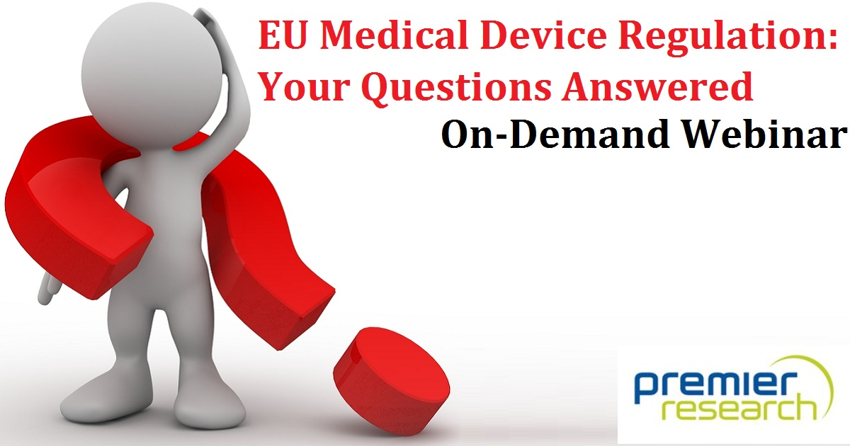 EU Medical Device Regulation: Your Questions Answered