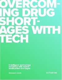 OVERCOMING DRUG SHORTAGES WITH TECH