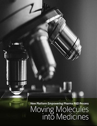 MOVING MOLECULES INTO MEDICINES