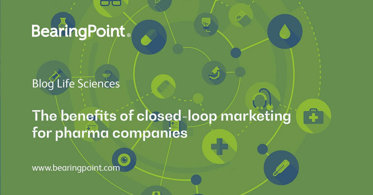 THE BENEFITS OF CLOSED-LOOP MARKETING FOR PHARMA COMPANIES