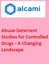 ABUSE-DETERRENT STUDIES FOR CONTROLLED DRUGS - A CHANGING LANDSCAPE