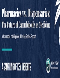 PHARMACIES VS. DISPENSARIES: THE FUTURE OF MMJ