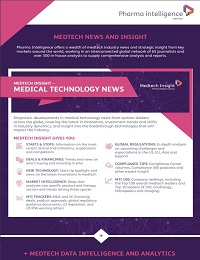 MEDTECH NEWS AND INSIGHT