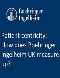 PATIENT CENTRICITY: HOW DOES BOEHRINGER INGELHEIM UK MEASURE UP?