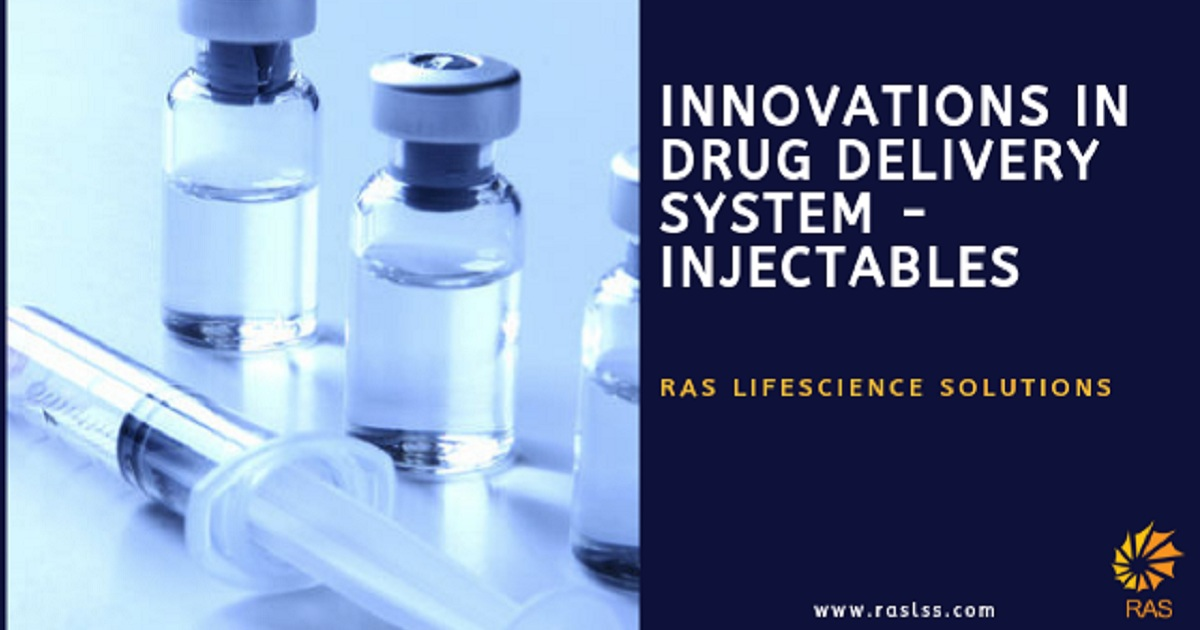 INNOVATIONS IN DRUG DELIVERY SYSTEM – INJECTABLES