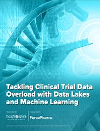 TACKLING CLINICAL TRIAL DATA OVERLOAD WITH DATA LAKES AND MACHINE LEARNING
