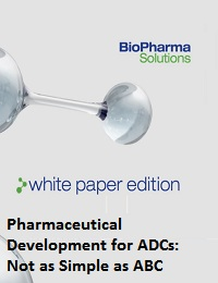 PHARMACEUTICAL DEVELOPMENT FOR ADCS: NOT AS SIMPLE AS ABC