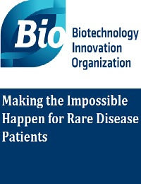 MAKING THE IMPOSSIBLE HAPPEN FOR RARE DISEASE PATIENTS