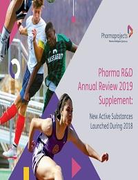PHARMA R&D ANNUAL REVIEW 2019 SUPPLEMENT
