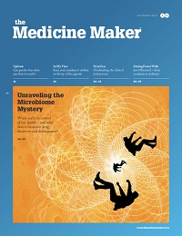 SEPTEMBER ISSUE OF THE MEDICINE MAKER
